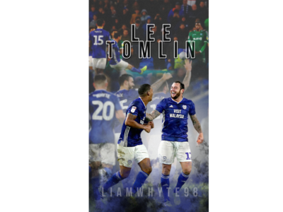 Lee Tomlin - Cardiff's Midfield Magician