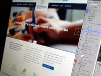 DiPietro Law Firm Website Design