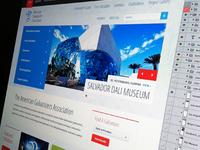 AGA Responsive Website Design