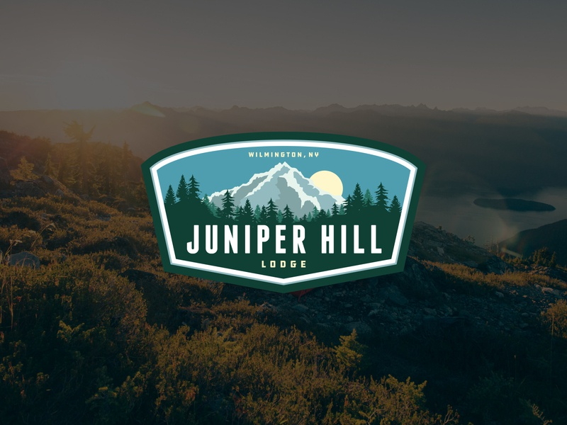 Juniper Hill Brand Identity Concept 2 branding design logo