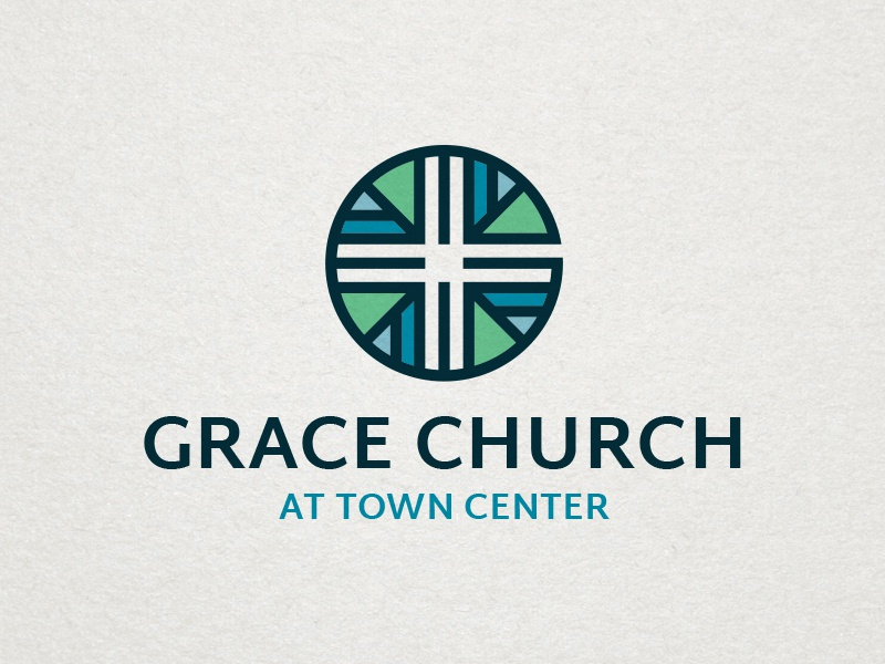 Grace Church at Town Center logo church