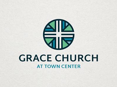 Grace Church at Town Center logo church