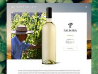 4Front Wine Imports Website Design