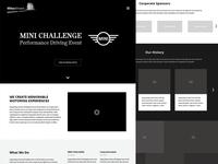Miles Ahead MINI Cooper Challenge