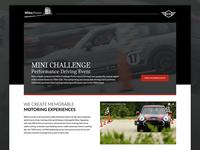 Miles Ahead MINI Racing Program