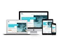 PQ Systems Responsive Website Redesign