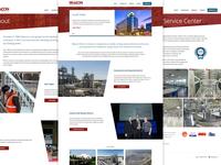 Beacon Electric Website Redesign