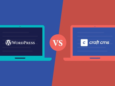 WordPress vs Craft CMS as the best content management system craft craft cms wordpress cms web design responsive website responsive expressionengine