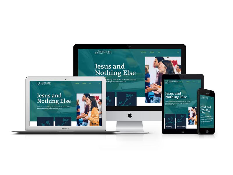 Forest Ridge Baptist Church Website