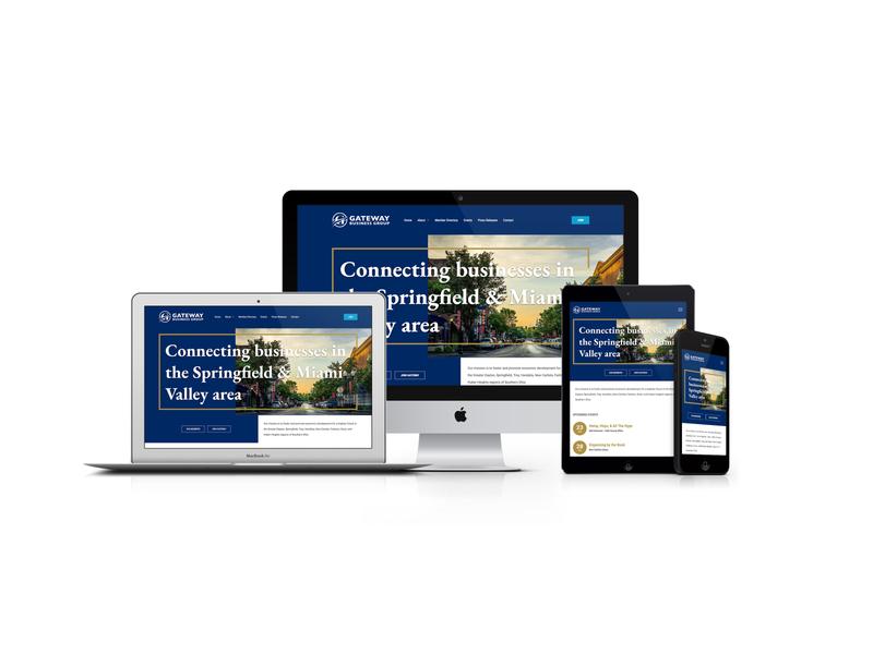 Gateway Business Group Website