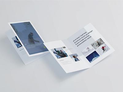 Bifold Half Fold Brochure Mockup ski a4 a5 background cover brochure creative design half bifold brochure bifold creative branding mockup mockups
