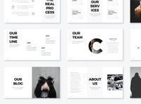 Portfolio - Simple Slide Powerpoint