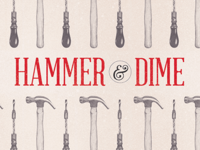 Hammer & Dime Logo