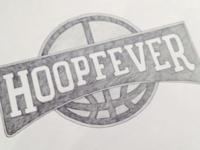 Logo for Hoop Fever (wip)