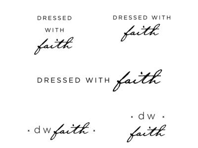 Dressed with faith