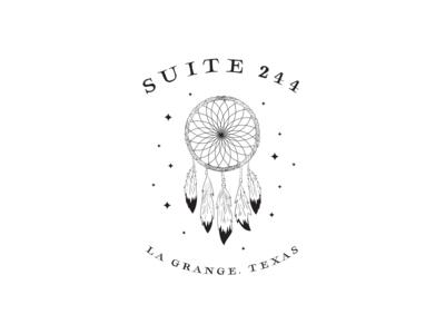 Suite 244 Logo Concept