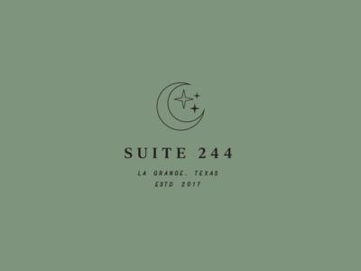 Suite 244 Logo Concept 2