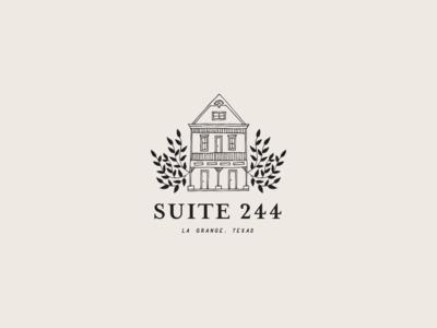 Suite 244 Logo Concept 3