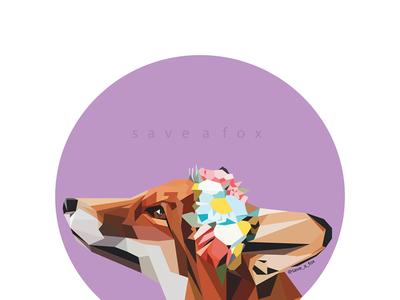 Sunny the fox