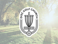 Disc Golf Church Logo