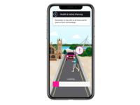 Walls Alive UI - Loading screen/Health & Safety Warning