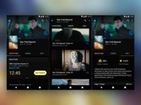 Movie App Details Page