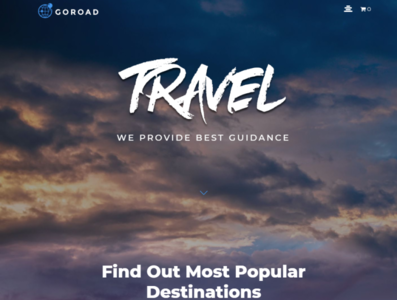 Travel Agency Multipurpose WordPress Theme - Go