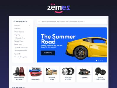 AutoStore - Car Parts Elementor WooCommerce Theme elementor automotive auto woocommerce themes wordpress shop rental car