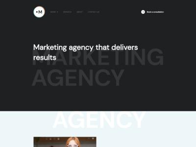 Marketing Agency - Marketing Services WordPress Theme design wordpress designs themes website template wordpress themes wordpress design elementor templates wordpress theme