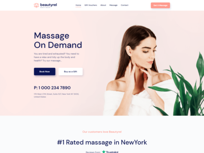 Relaxing Massage Therapy - Beautyrel