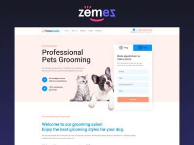 Dog & Cat Grooming - PetsGroom
