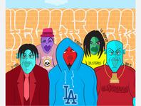 Character Gang
