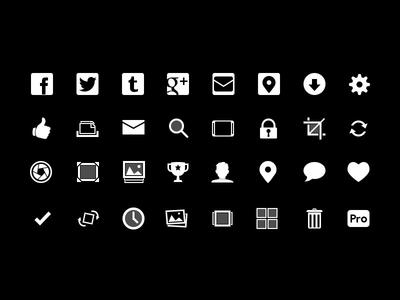 Flixel Icons