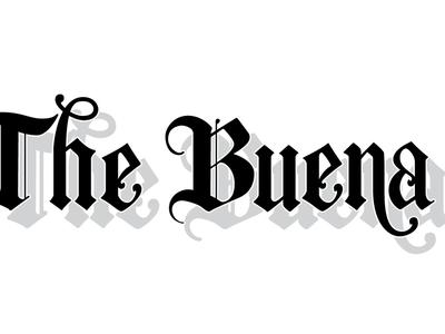 The Buena Vista Bugle disney vector california adventure park trace