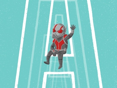 Marvel ABC: Ant-Man