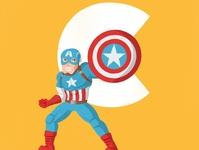 Marvel ABC: Captain America