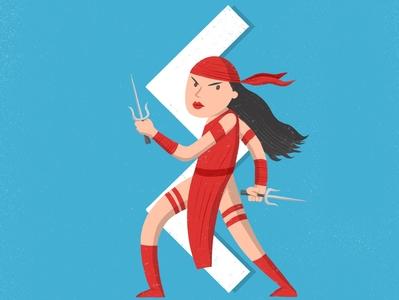 Marvel ABC: Elektra