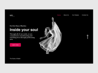 Dribbble Shot HD   Dance