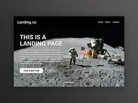 landing.co landing page