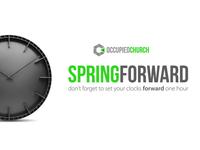 Spring Forward Slide