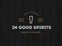 In Good Spirits 4