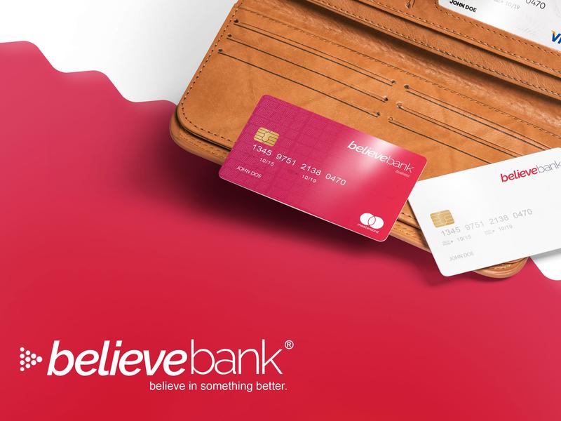 Believe Bank Color Alternative banking