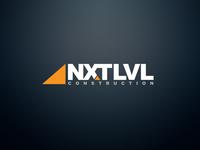 NXTLVL Construction Logo