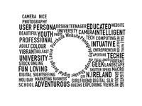 User Persona Typography