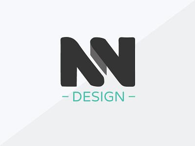 NN Design Rebrand design logo brand development illustrator nn design