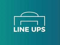 Line Ups - Branding