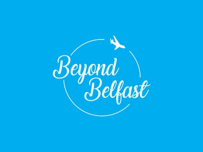 Beyond Belfast beyond belfast belfast project blog travel design logo