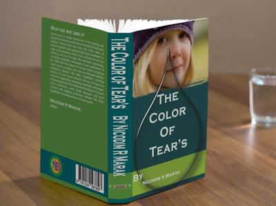 Unique Book Cover Page Design