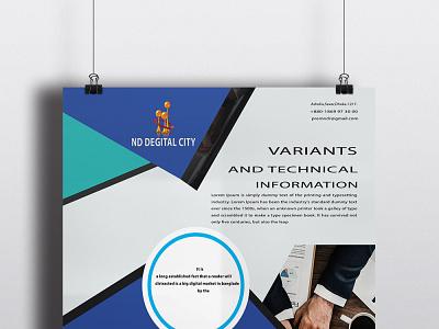 Business Flyer Design motion design art leaflet design graphicdesign business flyer design