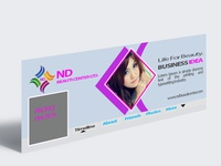 Simple Business Facebook cover/Banner page design